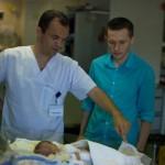 Sectia terapie intensiva nou nascuti - Marie Curie cu Doctorul Catalin Cirstoveanu
