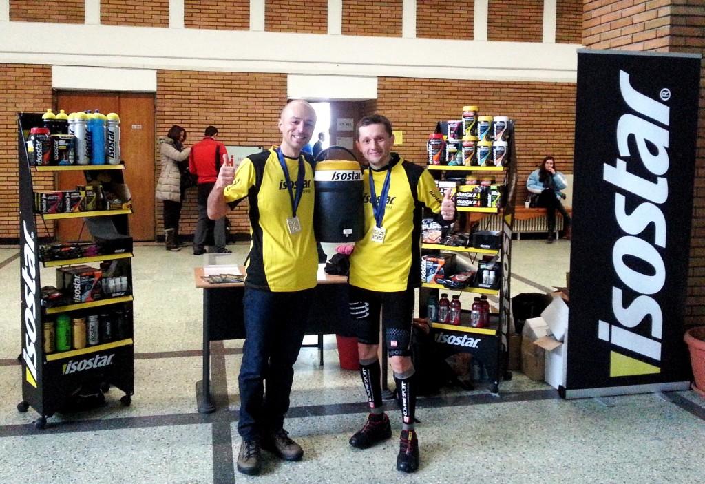 Isostar Team (Andrei Rosu & Andrei Gligor)