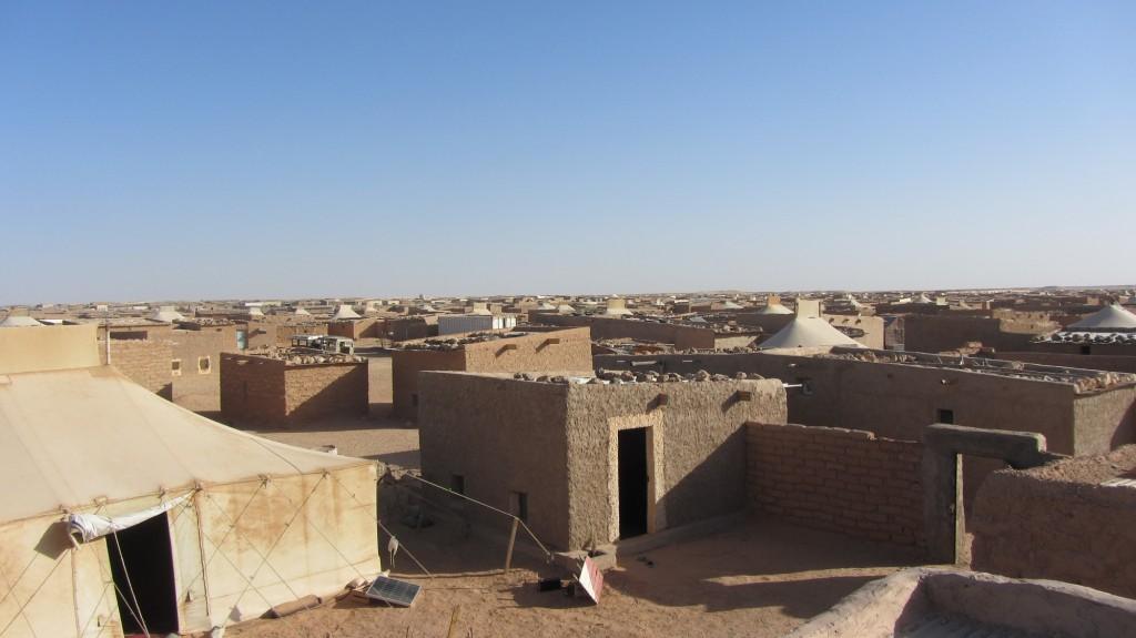 Jaima 19, casa noastra in Sahara