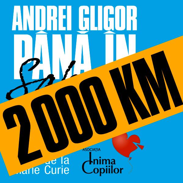 2000 de kilometri, alergare de grup